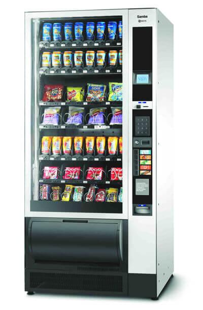 Automat sprzedający (automat vendingowy).