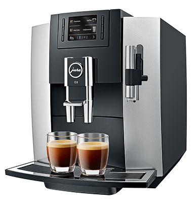 Ekspres do kawy Jura E8 Platin
